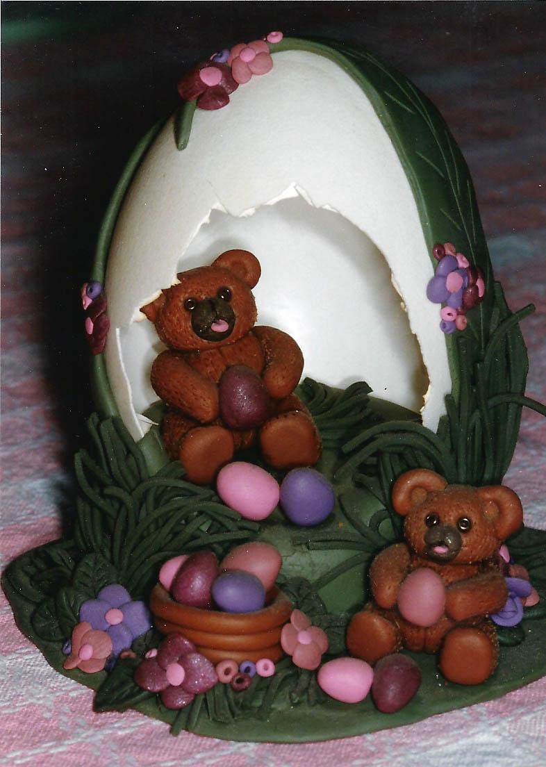 Beren in Ei