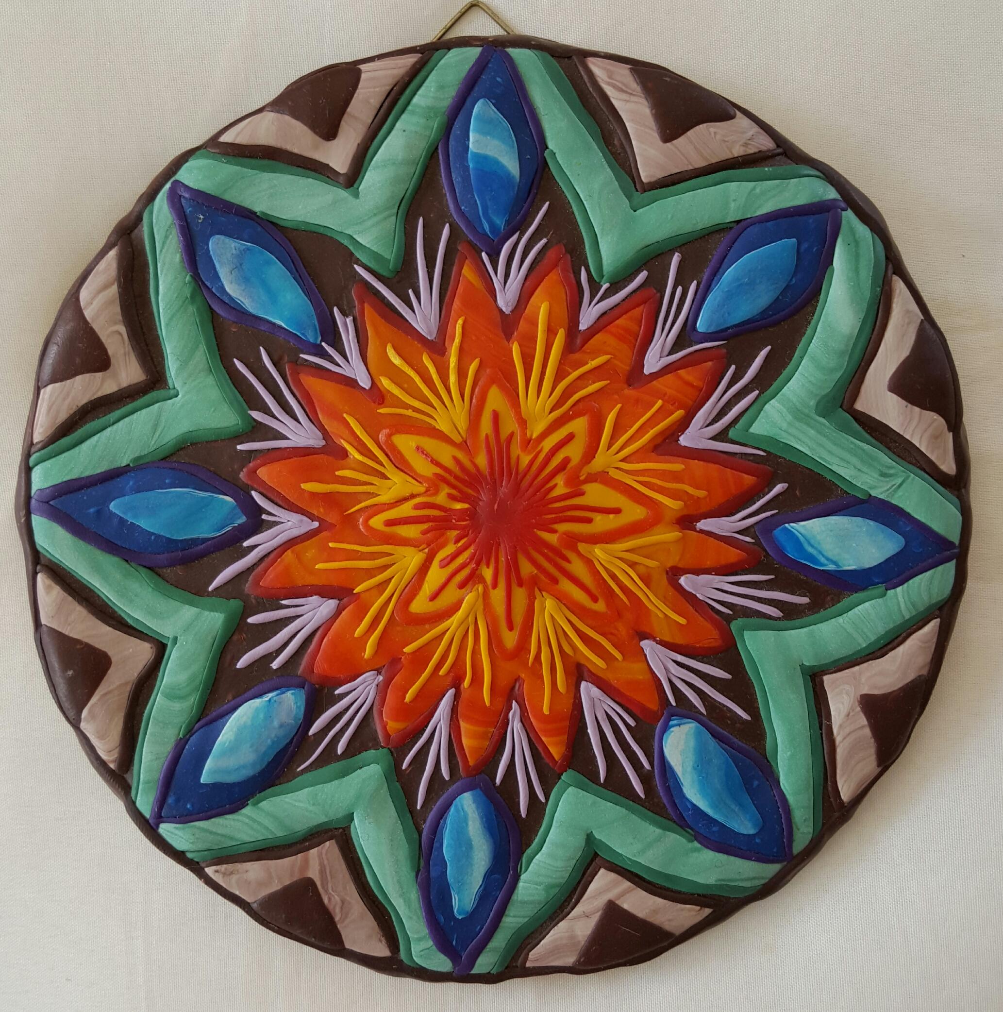 Fimo Mandala